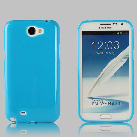 Силиконовый чехол Samsung Galaxy Note 2 N7100,G955