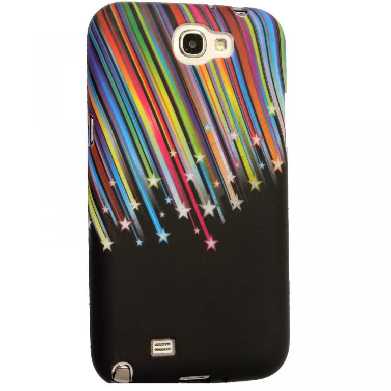 Пластиковый чехол Samsung Galaxy Note 2 N7100, E11