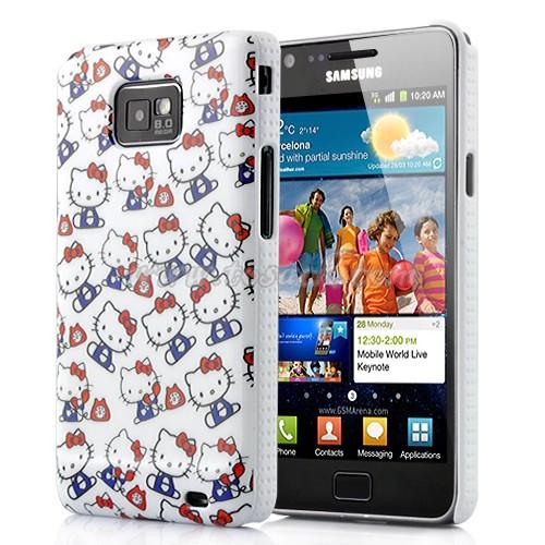 Пластиковый чехол Samsung Galaxy Note 2 N7100, E40