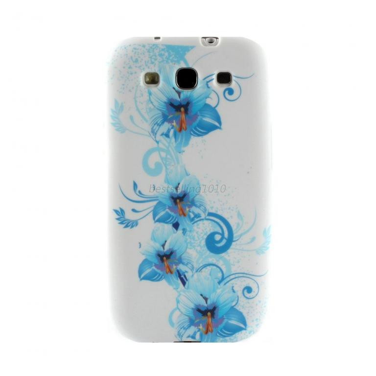 Пластиковый чехол Samsung Galaxy Note 2 N7100, E8