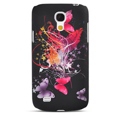 Пластиковый чехол Samsung S4 Mini i9190 i9192, E43