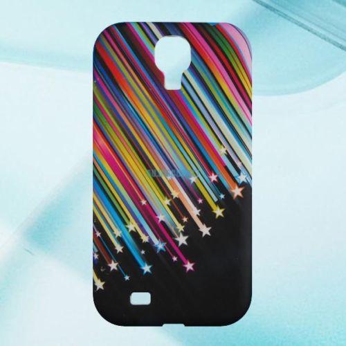 Пластиковый чехол Samsung Galaxy S4 i9500, E11