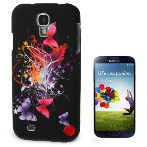 Пластиковый чехол Samsung Galaxy S4 i9500, E43