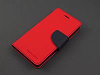 Чехол книжка Goospery для Lenovo S60 красный