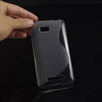 Силиконовый чехол для HTC Desire 400, H560