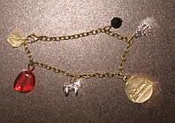 Модный браслет с гравировкой