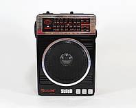 Радио-приемник с фонарем RX-078 USB/SD MP3