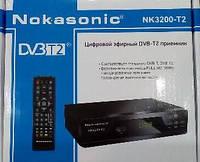 Цифровой эфирный DVB-T2 приемник Nokasonic NK 3200-T2
