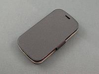 Чехол книжка для Samsung Galaxy S S7562 черная