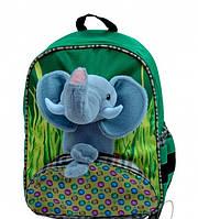 FUZZY NATION - Рюкзак Elephant