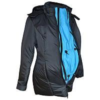 Вставка в куртку для беременных зимняя универсальная, разные цвета.