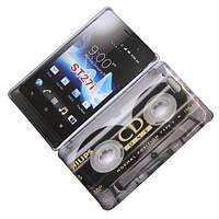 Пластиковый чехол Sony Xperia Go, K302