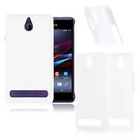 Пластиковый чехол для Sony Xperia E1 D2105, K20