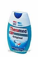 Зубна паста Theramed 2in1 Original 75 ml Синя