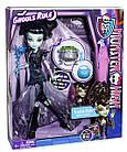 Кукла Фрэнки Штейн Хэллоуин  (Monster High Ghouls Rule Frankie Stein Doll), фото 2