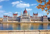 """Пазлы на 1000эл.№102211""""Парламент, Будапешт""""68х47см."""