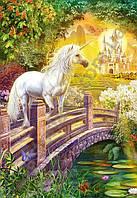 """Пазлы на 1000эл.№102457""""Зачарованный сад""""68х47см."""