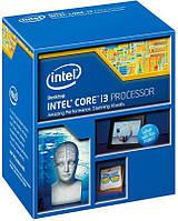 Процессор Intel Core i3 (LGA1150) i3-4170, Box, 2x3,7 GHz, HD Graphic 4400 (1150 MHz), L3 3Mb, Haswell, 22 nm, TDP 54W (BX80646I34170)