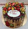 Торт с шоколадной глазурью, фото 2
