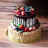 Торт с шоколадной глазурью, фото 3