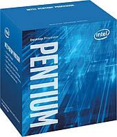 Процессор Intel Pentium (LGA1151) G4400, Box, 2x3,3 GHz, HD Graphic 510 (1050 MHz), L3 3Mb, Skylake, 14 nm, TDP 54W (BX80662G4400)