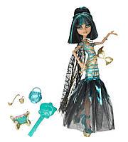 Кукла Клео де Нил Хэллоуин (Monster High Ghouls Rule Cleo De Nile Doll)