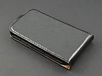 Чехол флип для Samsung Galaxy Ace 2 I8160 черный