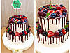 Торт с шоколадной глазурью, фото 4
