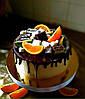 Торт с шоколадной глазурью, фото 7