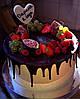 Торт с шоколадной глазурью, фото 8