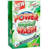 Стиральный порошок Power Wash Original Plus 10 кг