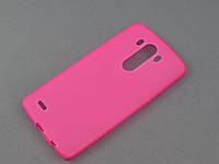 Комплект чехол и пленка и пленка для LG G3 D856 розовый