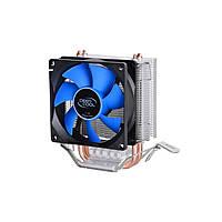 Вентилятор CPU Deepcool ICEEDGE MINI FS V2.0, 119х75х112мм 2200 об/мин, 24.7 дБ (1150/1151/1155/1156/775/FM1/FM2/AM2/AM2+/AM3/AM3+/AM4/K8)