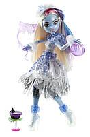 Кукла Эбби Боминейбл Хэллоуин  (Monster High Ghouls Rule Abbey Bominable)