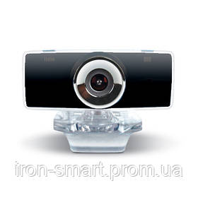 Web камера Gemix F9 Black, 1.3 Mpx, 640x480, USB 2.0, встроенный микрофон