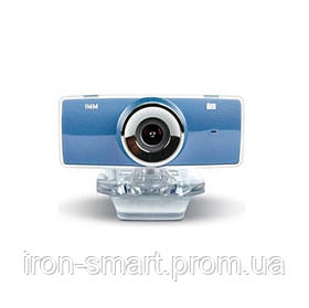 Web камера Gemix F9 Blue, 1.3 Mpx, 640x480, USB 2.0, встроенный микрофон