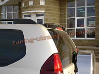 Дефлекторы заднего стекла Sim для Toyota Land Cruiser Prado 2002-09