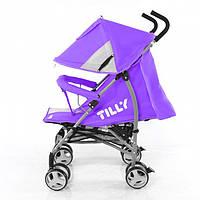 Коляска-трость TILLY Lander  Purple