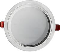 Led cветильник  LJL-TD0029  9W 3000K (теплый) Врезной Круг