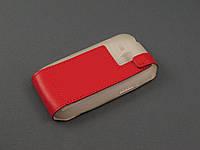 Чехол Illusion для Samsung Galaxy S S7562 красный