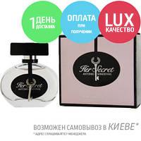 Antonio Banderas Secret Her Women. Eau De Toilette 80 ml / Женская туалетная вода Антонио Бандерос 80 мл
