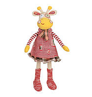 Мягкая игрушка Жираф в платье BabyOno 1252