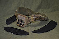 Кевларовый противоосколочный (баллистический) патрульный воротник osprey patrol. Великобритания, оригинал.