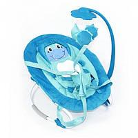 Шезлонг-качалка  Blue