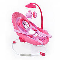 Шезлонг-качалка  Pink