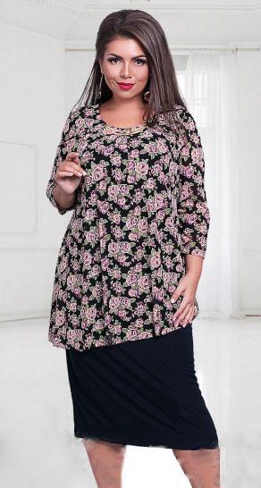 Нарядное женское платье 54р