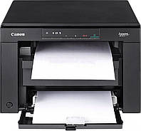 МФУ лазерное ч/б A4 Canon MF3010 (5252B004), Black, 600x1200 dpi, до 18 стр/мин, USB (картридж Canon 725) (-)