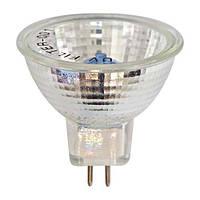 Лампа JCDR 250V50W C/C супер белая (super white blue) FERON