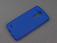 Комплект чехол и пленка для LG G3 D856 синий