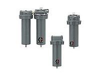 Встроенные в линию воздушные фильтры и коагуляторы